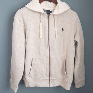 Men's Ralph Lauren Hooded Zip Sweatshirt